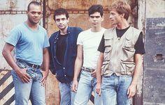 Grupo Legião Urbana fez sucesso nas décadas de 1980 e 1990