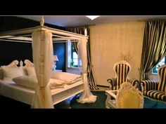 Backstage Hotel - Dresden - Visit http://germanhotelstv.com/backstage-dresden This design hotel features free Wi-Fi a terrace and unique rooms with artistically decorated interiors. Located in a calm area of Dresden it is set by the picturesque Priessnitz River. -http://youtu.be/5IM4_7oscrg