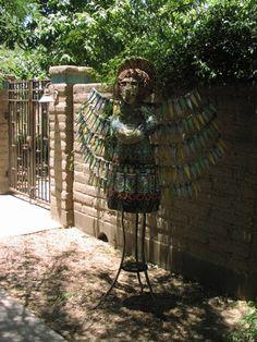 Donor Recognition - Sculpture - Casa Del Luz