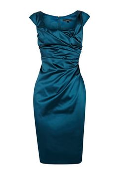 Gorgeous teal dress from Coast