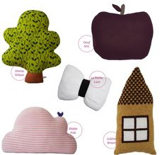 """""""cushions and pillows for kids"""""""