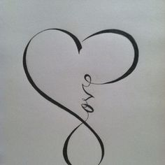 Love Infinity Sign: finally found my wrist tattoo!!! Now to add something to personalize w/family...