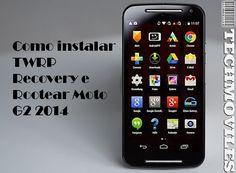 Como instalar TWRP Recovery e Rootear Moto G2 2014