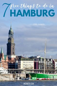 Visiting the city of Hamburg in Germany? Be sure to add these 7 free things to do in Hamburg to your itinerary.