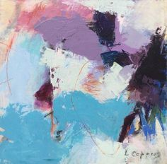 Turning point 1a, Oil painting by Linda Coppens | Artfinder