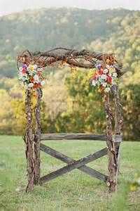 Rustic Wedding Arches - Bing Images