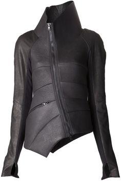 Alessandra Marchi lambskin jacket