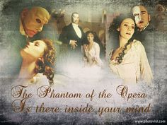the phantom of the opera | Tumblr