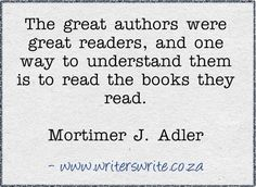 Quotable - Mortimer J Adler
