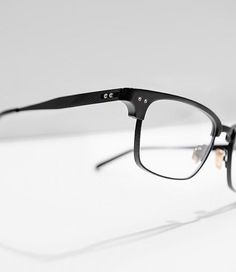 Statesman-Three is inspired from the timeless Statesman, but is a thinner more lighter profile that carries the same impact in quality as its predecessor. #DITAeyewear  Photo by @blackoptical