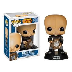 Figura Star Wars Nalan Cheel Pop! Vinyl