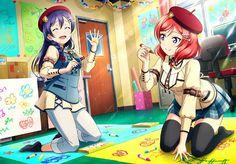 Umi and Maki