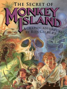 The Secret of Monkey Island. 1990. LucasArts.