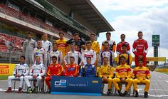 2016 GP2 racing drivers.  Class of 2016