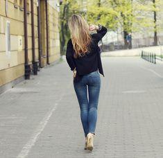 Narzutka - NOMMO Koszula - BB&B Spodnie - Sheinside.com  Zegarek -  Daniel Wellington  Szpilki - Stylowebuty.pl ... Trousers, Pants, Daniel Wellington, Skinny Jeans, Fashion, Trouser Pants, Trouser Pants, Moda, La Mode