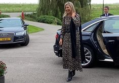 Queen Maxima visited the care organization Zorgmies Nederlands