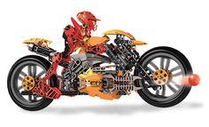 Mi ez a motoros őrület? - kockagyár! | LEGO Blog | hírek | akciók |