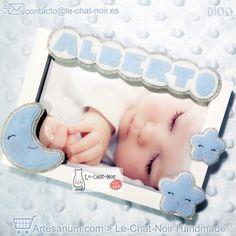 bautizo o baby shower ideal como regalo de nacimiento Canastilla regalo para reci/én nacido PERSONALIZADO CON EL NOMBRE DEL BEB/É Rayas y estrellas rosa