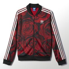 adidas - Red Clash Track Jacket