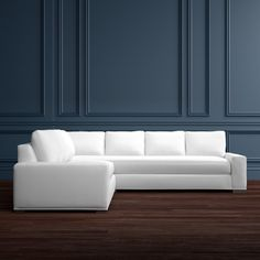 Robertson 2-Piece L-Shaped Sofa Sectional, Left #williamssonoma