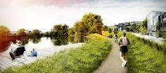 Vinge City :: Henning Larsen Architects