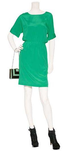 Построение выкройки простого летнего платья/Building a simple summer dress patterns