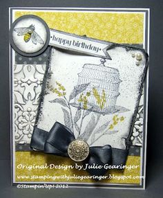 """even my favourite stamp set doesn't make me like that new """"in colour"""" - but love the card"""