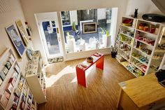 North Rock Gallery Ground Floor shop area