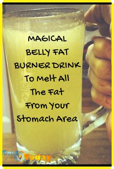 Magical Belly Fat Burner Drink To Melt All The Fat From Your Stomach Area Belly Fat Burner Drink, Fat Burner Drinks, Belly Fat Drinks, Belly Fat Diet, Burn Belly Fat Fast, Belly Burner, Fat Burning Smoothies, Fat Burning Detox Drinks, Fat Burning Tips