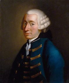 Tobias Smollett - 18th Century author.
