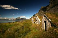 Old Farm by Þorsteinn H Ingibergsson on 500px