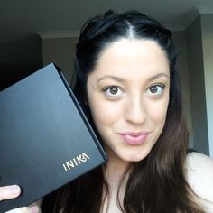 Inika Cosmetics review from Wilde at Heart