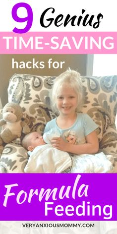 9 Genius Time-Saving Hacks for Formula Feeding making formula on the go how to prepare baby formula at night baby bottle cleaning hacks best way to make a bottle formula feeding tips tricks baby formula tips tips for formula feeding moms Formula Feeding Chart, Baby Feeding Chart, Baby Feeding Schedule, Formula Feeding Newborn, Gentle Parenting, Parenting Advice, Saving Tips, Time Saving, Baby Hacks