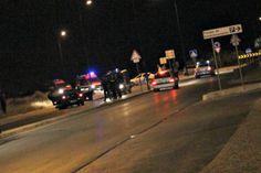 Um morto, um ferido grave e um ligeiro resultaram de uma troca de tiros que ocorreu na noite de sábado, junto a um hipermercado da Verderena, no Barreiro.