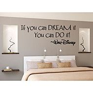 Wall+Stickers+Wall+Decals,+++English+Words+&+Quotes+PVC+Wall+Stickers+–+CAD+$+5.12