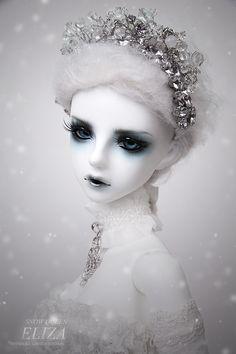 :::::::::: WITHDOLL :::::::::: Eliza Snow Queen