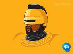 Ilustração para camisetas: a trajetória de Glenn Jones - Choco la Design | Choco la Design | Design é como chocolate, deixa tudo mais gostoso.
