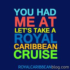 Take me on a Royal Caribbean cruise please!  #cruise #travel #royalcaribbean