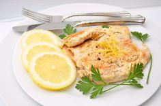 Lemon Chicken (Chicken Piccata)