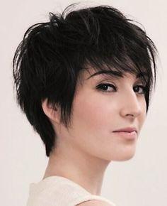 Chic Lang Elf Hair Cut