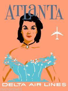 Atlanta-Georgia-United-States-America-Vintage-Travel-Advertisement-Art-Poster-3