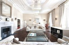 London's luxurious Roehampton mansion restored to its former glory