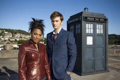 Doctor Who - Ten & Martha