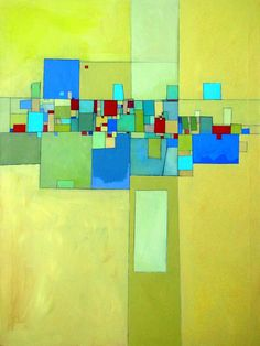 Community  by Deborah Batt art-abstract