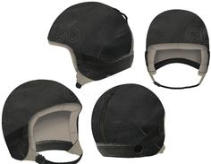 Design for a helmet for the brand G-Star RAW.