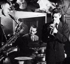 West Coast Jazz, Gerry Mulligan and Chet Baker