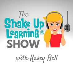 YOU are invited to join the Shake Up Learning Book Study! I am to launch a super fun book study of my book, Shake Up Learning: Practical Ideas to Move Learning From Static to Dynamic. Learning Goals, Learning Resources, Classroom Resources, Interactive Learning, Classroom Ideas, Teaching Technology, Educational Technology, Technology Integration, Business Technology