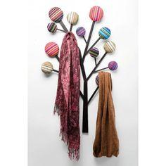 Κρεμάστρα τοίχου Bubble Tree Kare Design, Bubble Tree, Tree Coat Rack, Tree Designs, Decoration, Entryway Decor, Vintage Looks, Antique Brass, Bunt