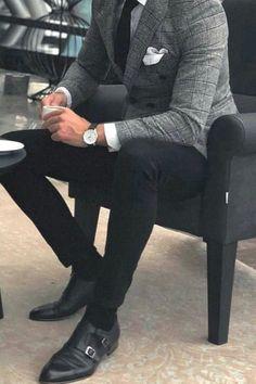Casual Man (Jeans, Shorts, T-Shirts – Jonathan Alonso Webpage : www…. Casual Man (Jeans, Shorts, T-Shirts – Jonathan Alonso Webpage : www. Blazer Outfits Men, Men's Outfits, Casual Outfits, Classy Suits, Classy Casual, Mens Classy Outfits, Classy Man, Classy Style, Smart Casual