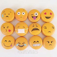 14 Emojis Re-Created As Food Art